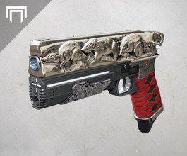 Rat King Exotic Sidearm
