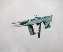 Riskrunner Exotic Submachine Gun