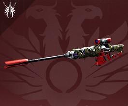 Adored Sniper Rifle - Destiny 2