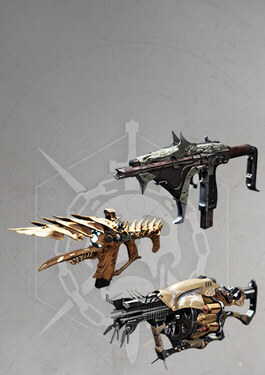 Raid Exotics Bundle