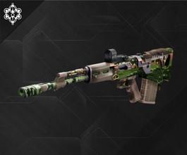 Jurassic Green Pulse Rifle