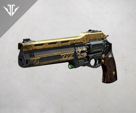 The Last Word Exotic Hand Cannon