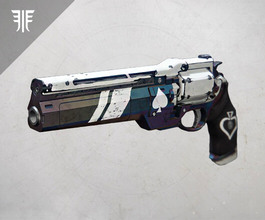 Ace of Spades Exotic Hand Cannon