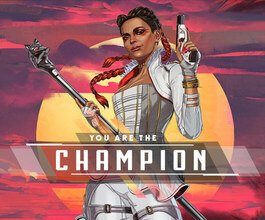 Your are the champion