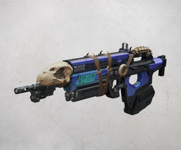Bad Juju Exotic Pulse Rifle