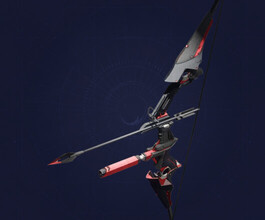 The Spiteful Fang Legendary Bow