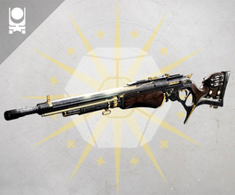 Dead Man's Tale Exotic Scout Rifle