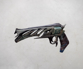 Malfeasance Exotic Hand Cannon
